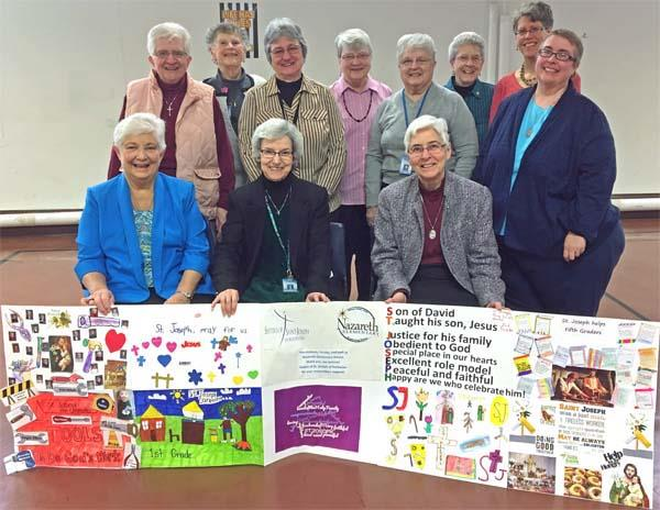 Sisters of St. Joseph at Nazareth Elementary