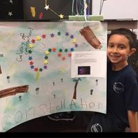 Grade 2 Constellation Project