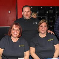 Cathy's Holy Rollers Team