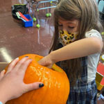 Happy Halloween! Our Students Enjoyed a Variety of Activities in Preparation for Halloween